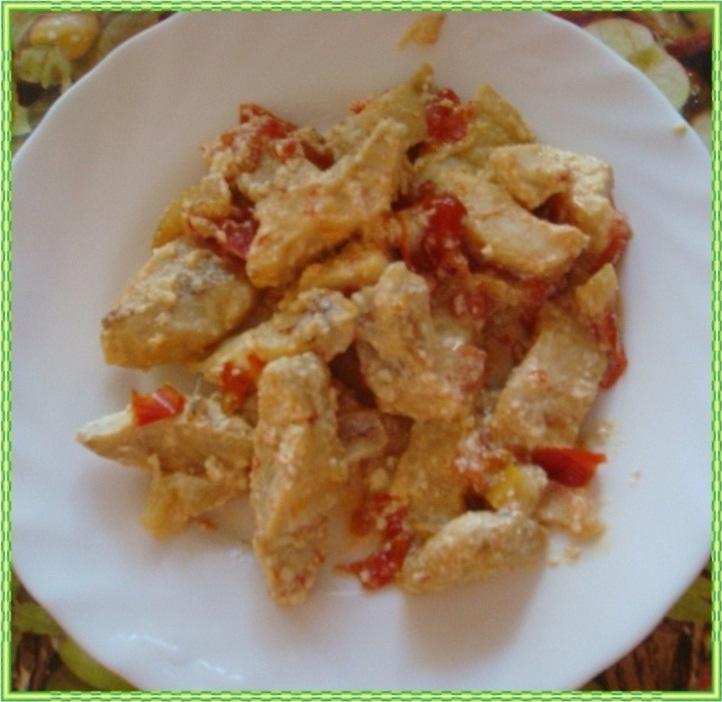 рецепты приготовления хека с фото