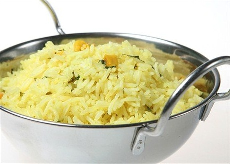 Рис с лимоном рецепт